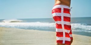What to Wear Under Board Shorts