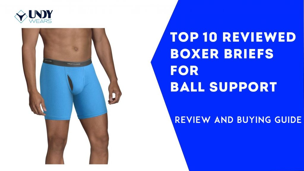 10 best boxer briefs for ball support review