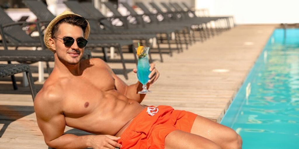 Rules for Wearing Swim Trunks